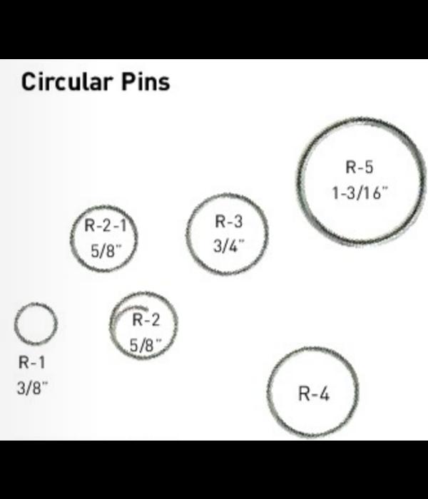 """Johnson Marine Ring Pins For 1/4"""" & 3/8"""" Pins (Each)"""