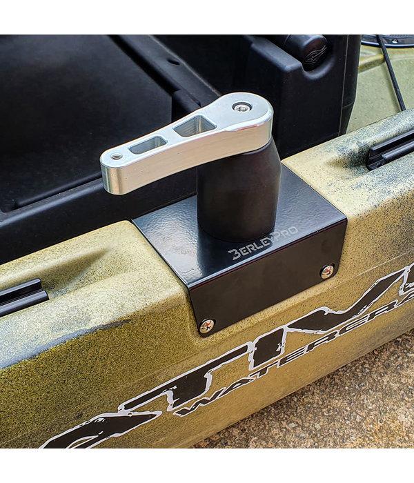 BerleyPro Titan 12 Upgraded Handle And Bushing