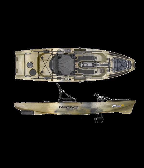 Native Watercraft 2021 Slayer Propel MAX 10