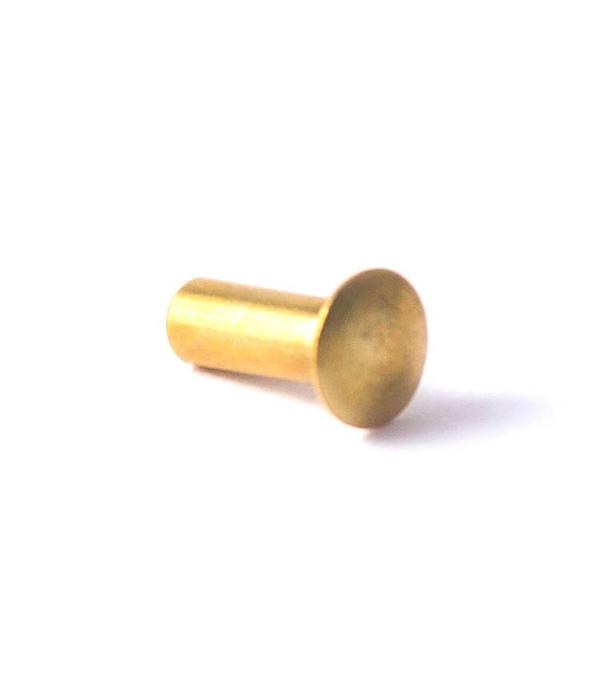 Hobie 1/8'' x 5/16'' Brass Sail Rivet