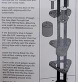 Old Town Thru Hull 3 Wire Kit