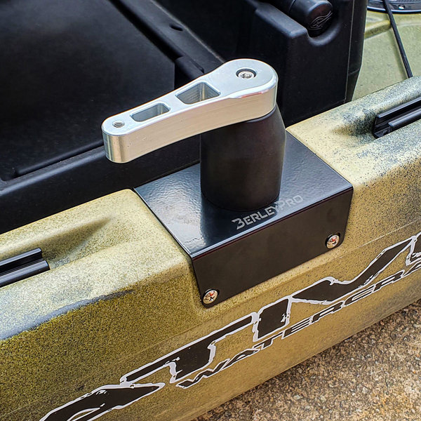 Titan 10.5 Aluminum Upgraded Steering Handle
