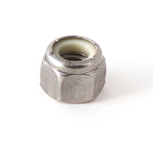 "Nut 3/8""-16 Nylock"
