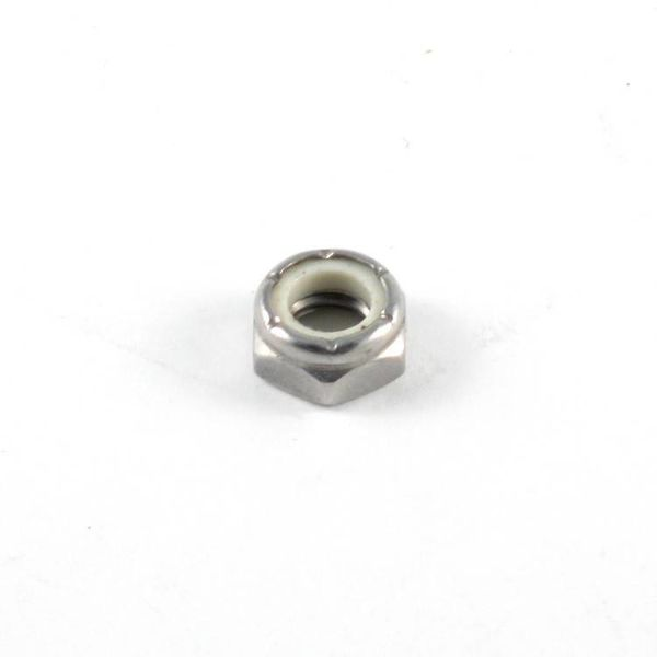 "Nut 3/8""-16 Nylock Hex Low Profile"