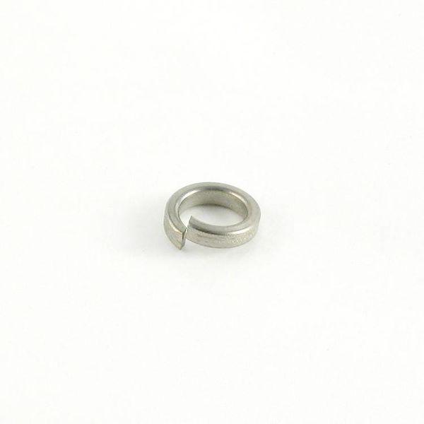 Washer 3/8In Lock Slim Splt Ss