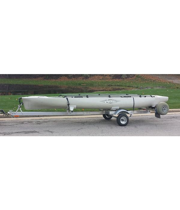 Trailex (Demo) Pro Angler 17T Trailer With Cradles