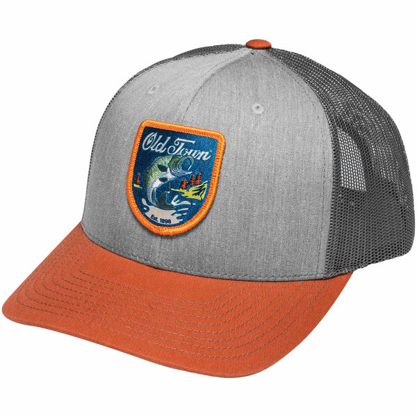 Fish Emblem Hat