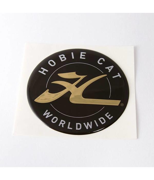 Hobie Decal Hobie Dome Black/Gray