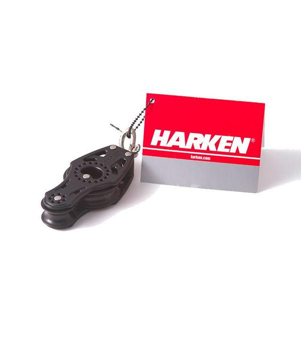 Harken Block 40mm Carbo Fiddle