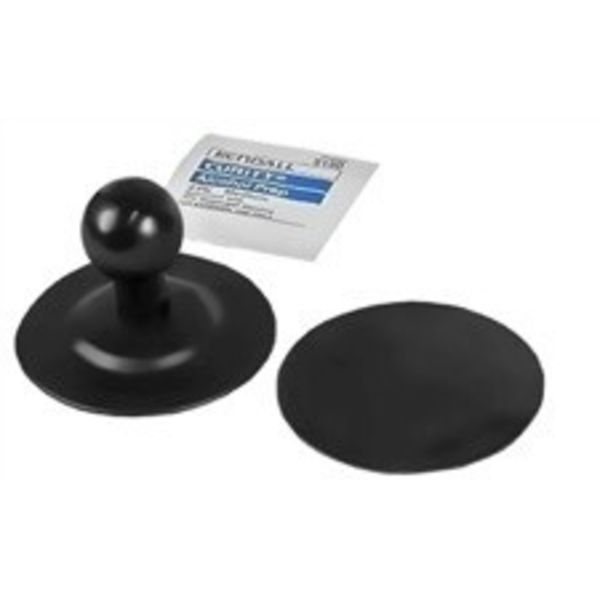 (Discontinued) RAM Mounts Flex 1'' Ball Mount with 2.5'' Adhesive