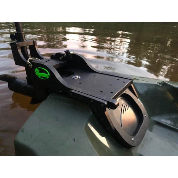 SS107 Non Actuated  Stern Mount