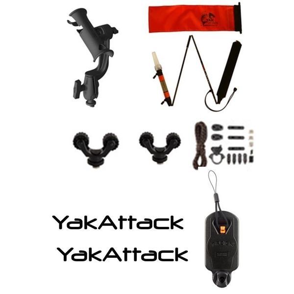 (Discontinued) Advanced Angler Kit Yak-Attack