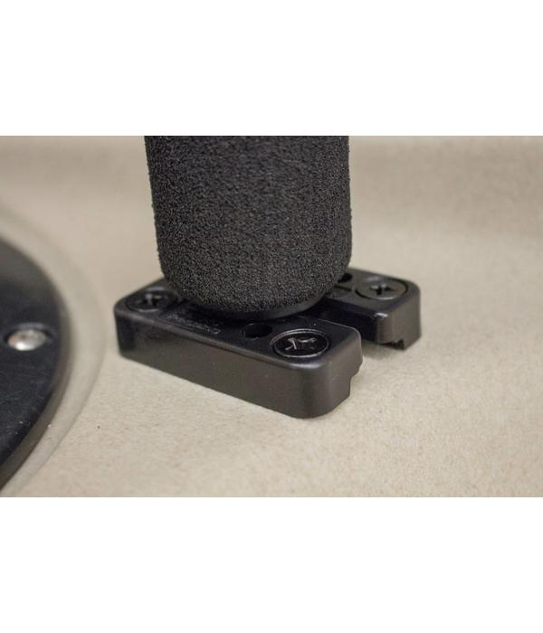"""Yak-Attack (Discontinued) PanFish Portrait Camera Mount With MightyMount And Mounting Hardware 1/4""""-20 Camera Ball"""