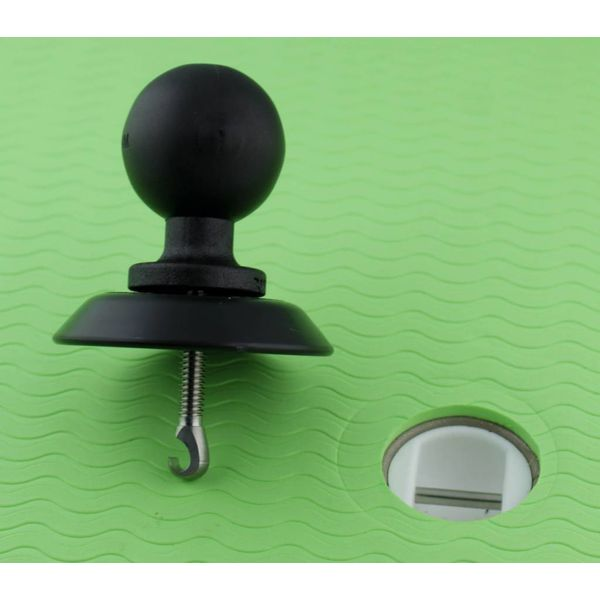 (Discontinued) Leash Plug Adapter and Base 1.5'' Ball