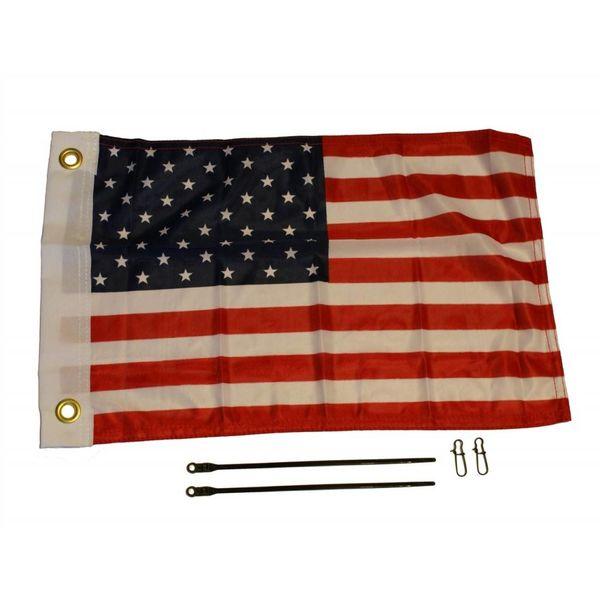 12 X 18 American Flag Kit