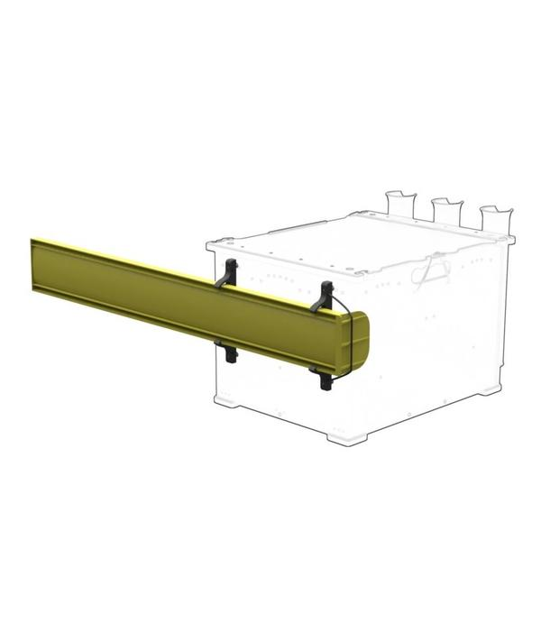 Yak-Attack Hawg Trough Mounting Kit Includes 2 brackets And Hardware