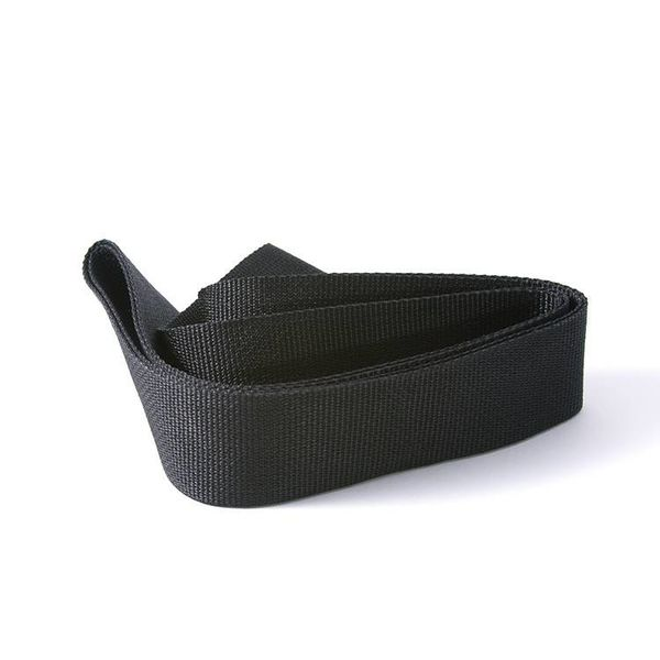 Bravo Webbing 2'' Black (9'3'') priced/yard