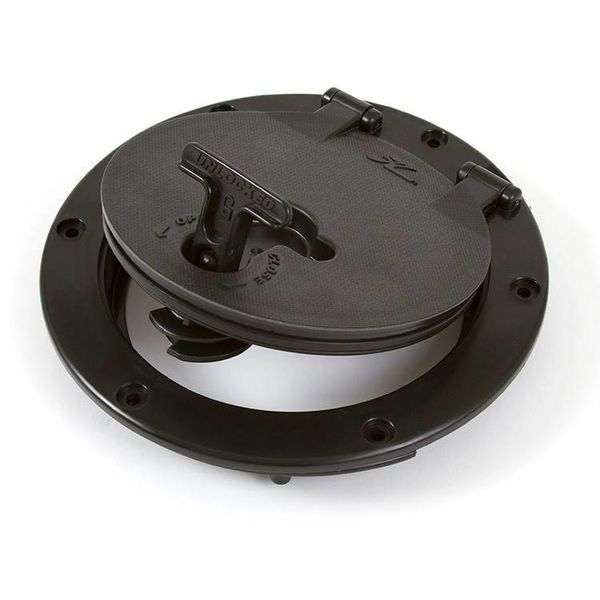 Twist-N-Seal Hatch Assembly 6""