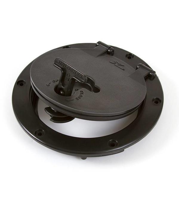 "Hobie Twist-N-Seal Hatch Assembly 6"""