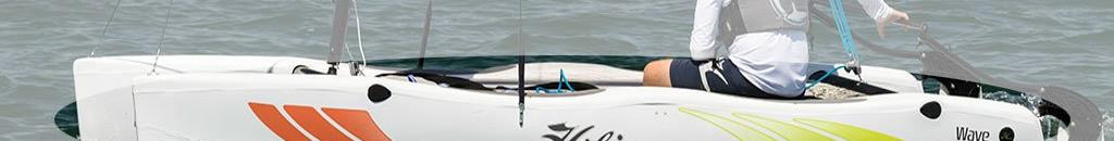 Hobie Wave Classic/SE Hull Parts