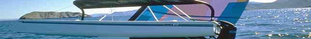 Hobie 17 Sport Spreader/Furler & Front Crossbar