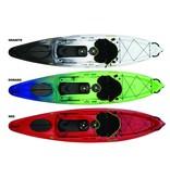 Viking Kayaks (Prior Year Model) Profish GT With Kid Pod & 2 Flush Mount Rod Holders