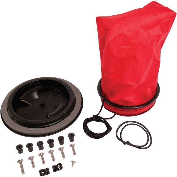 "Hatch Kit 5"" With catch bag"