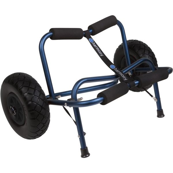 (Discontinued) Boat Cart With Run Flat Wheels (Foam Filled Tire)