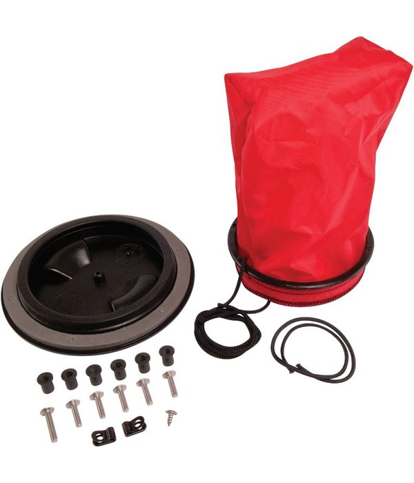 Harmony Hatch Kit 6.5'' With Catch Bag
