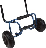 Harmony (Discontinued) Sit On Top Boat Cart With Flat Free Wheels (Foam Filled Tire)
