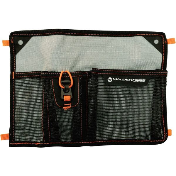 Mesh Storage Sleeve 3 Pocket