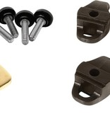 Wilderness Systems SlideTrax™ Tool-Less Tie-Downs