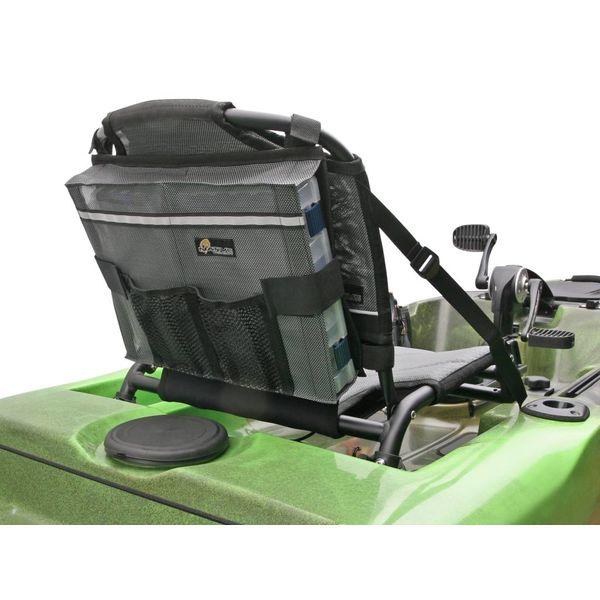 Seat Back Tackle Storage