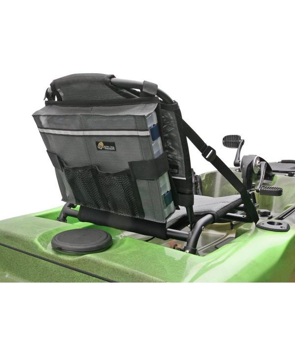 Native Watercraft Seat Back Tackle Storage