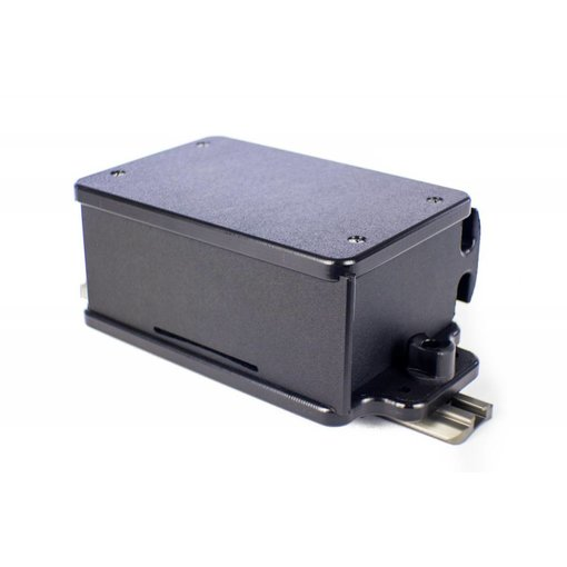 Yak-Attack CellBlok, track mounted, accepts 7.2Ah and 9Ah batteries, Includes box and Hardware