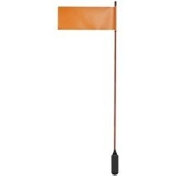 VISIFlag 52'' Mast With Flag Includes MightyMount