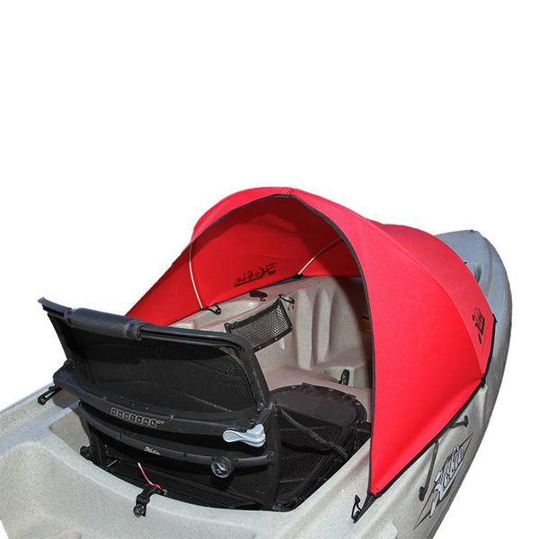 Dodger / Red Kayak