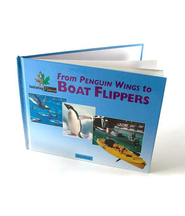 Hobie Book From Wings To Flipper