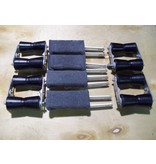 Hobie Double Roller Kit Trailex