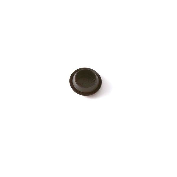 Seal Cap Black 5/8""