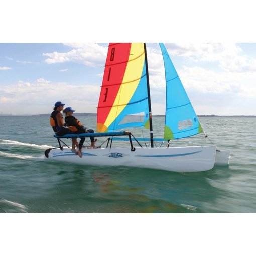 Hobie Wing Tramp Set Turquoise Mesh (Pair)