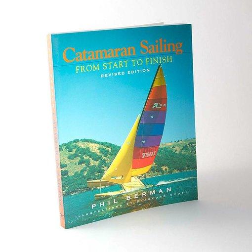 Hobie Book Catamaran Sailing