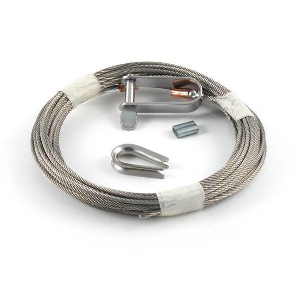 H16 Wire Main Halyard Non-Comptip