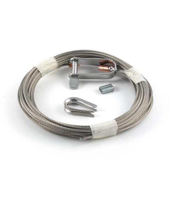 Hobie H16 Wire Main Halyard Non-Comptip