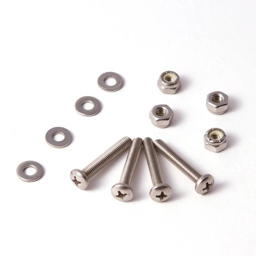 Hobie Hardware Kit 1.25 (Pack Of 4)