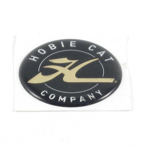 Hobie Decal Dome Gold 1.75''