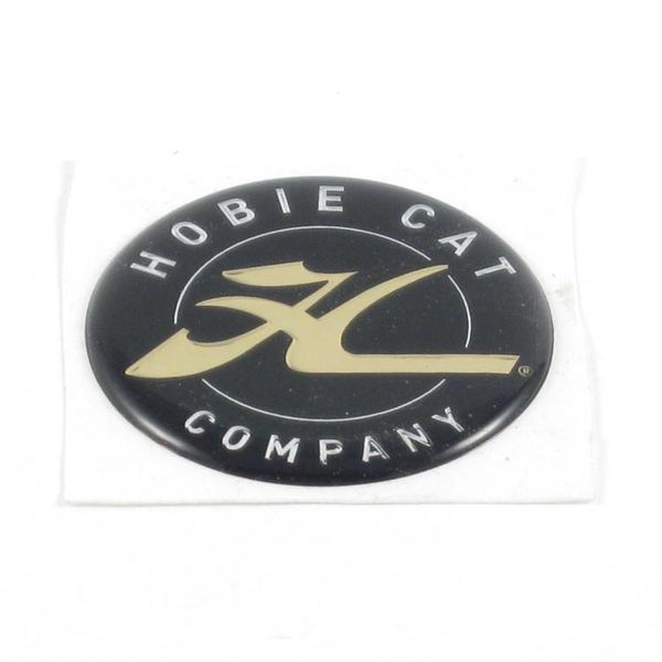 Decal Dome Gold 1.75''