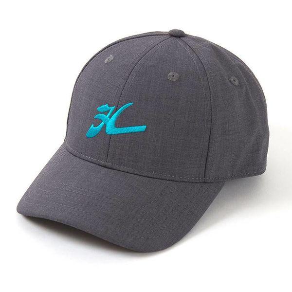 Hat Flying ''H'' Aqua