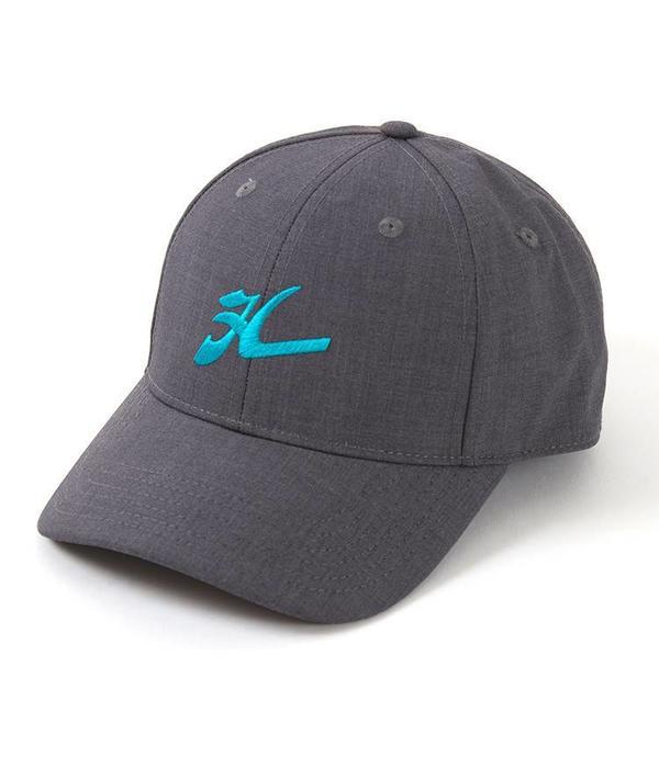 Hobie Hat Flying ''H'' Aqua