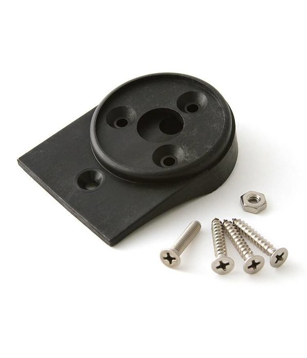 Hobie Accessory Mounting Plate With Hardware